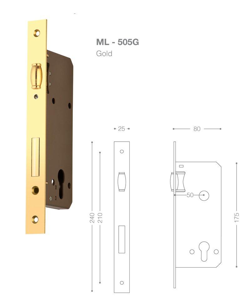 قفل شماره سه