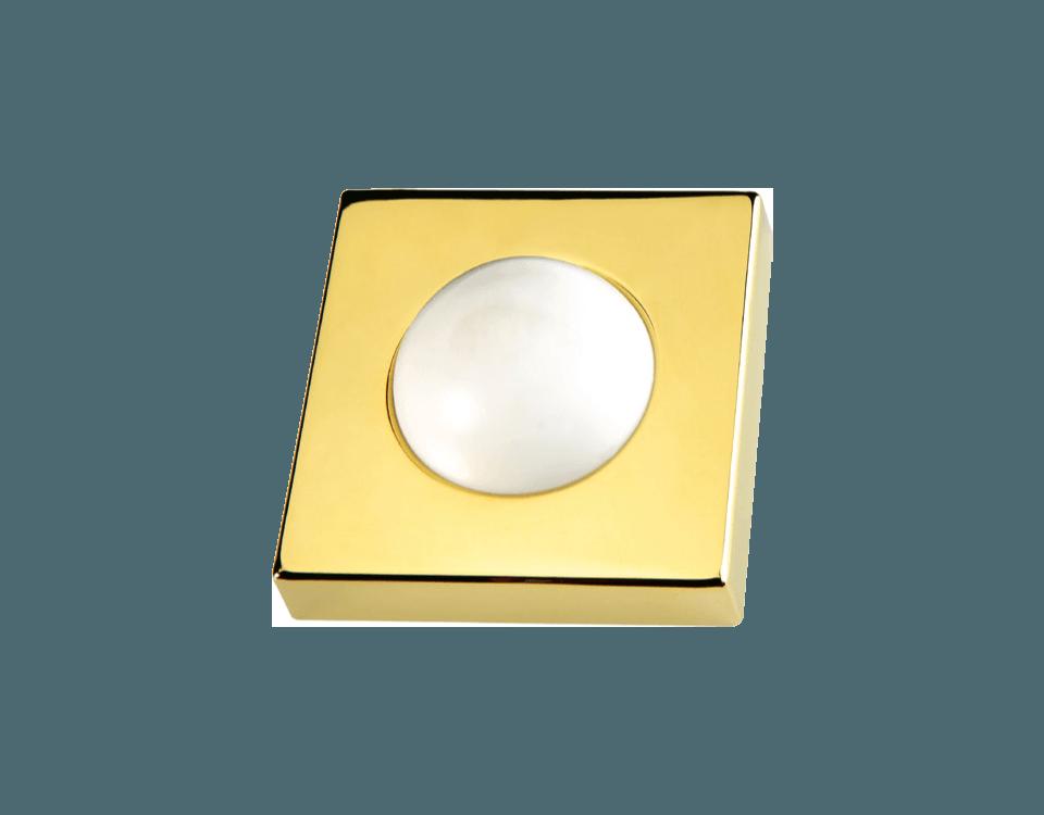 Behrizan Door stopper gold
