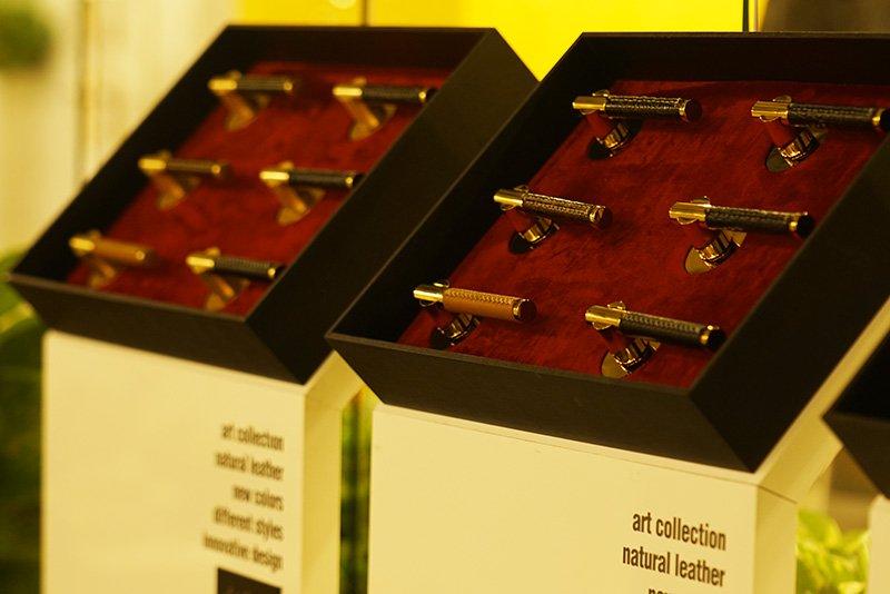 رونمایی از دستگیره های جدید بهریزان در نمایشگاه