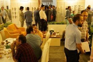 بهریزان در نمایشگاه بین المللی صنعت ساختمان تهران
