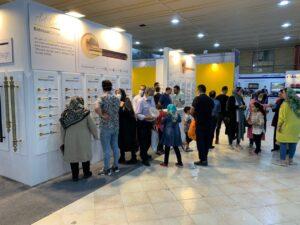 بهریزان در نمایشگاه تبریز